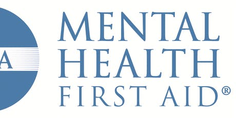 Adult Mental Health First Aid Training on 9/26/19 tickets