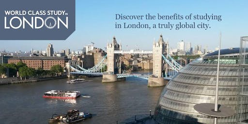 World Class Study in London Information Session - Stockholm, Sweden