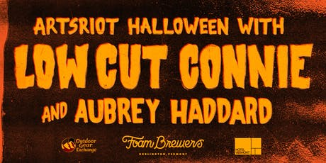 Low Cut Connie Halloween Party at ArtsRiot tickets