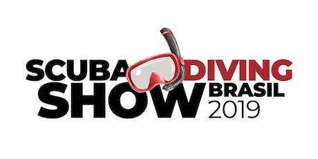 Scuba Diving Show Brasil 2019 - III Edição ingressos