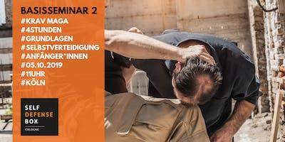Krav Maga Basisseminar 2 - Grundlagen der Selbstverteidigung