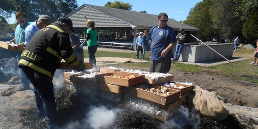 Historic Warren Armory Annual Clam Bake