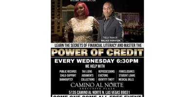The Power of Credit - Las Vegas NV