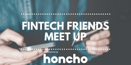 FinTech Friends meet up tickets