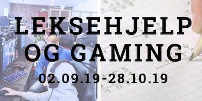 Leksehjelp og gaming