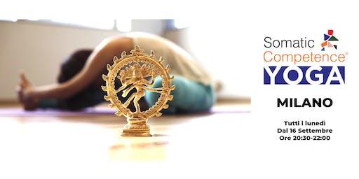 Somatic Competence® Yoga - Inizio corso settimanale