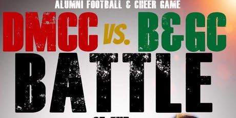 Battle of the East End DMCC v B&GC tickets