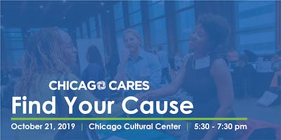 Find Your Cause with Chicago Cares