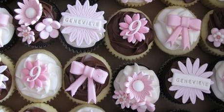 Community Learning - Cup Cake Decorating - Beeston library tickets