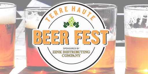 Terre Haute Beer Fest Sponsored by Zink Distributing