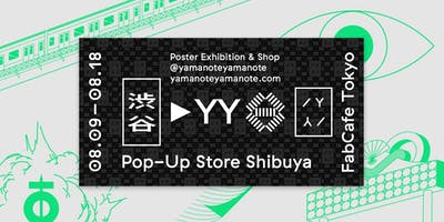 YamanoteYamanote Pop-up Store Shibuya