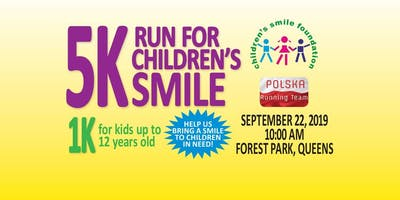 5K Run for Children's Smile