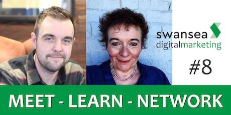 Swansea Digital Marketing & SEO Meetup #8 tickets