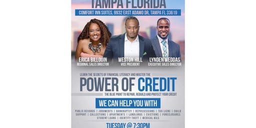 The Power of Credit - Tampa Fl