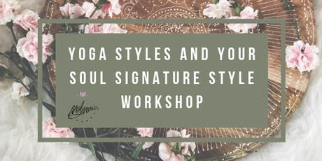 Soul Signature Yoga Workshop tickets