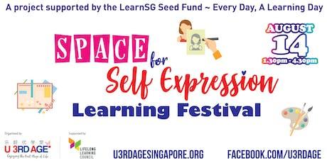 SMS (Seniors-Meet-Seniors) Knowledge Cafe #75 Tickets, Thu 22 Aug