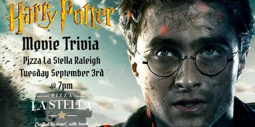 Harry Potter Movie Trivia at Pizza La Stella Raleigh