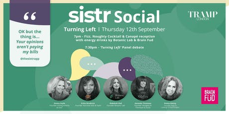 Sistr Social - Turning Left tickets