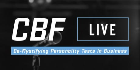 CBF Live Teaching tickets