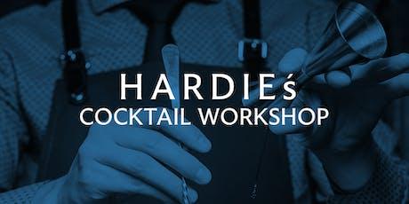 Hardie's Cocktail Workshop tickets