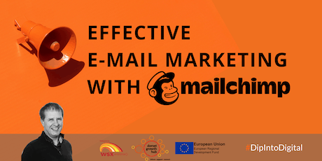 Effective Email Marketing with MailChimp - Wimborne - Dorset Growth Hub tickets