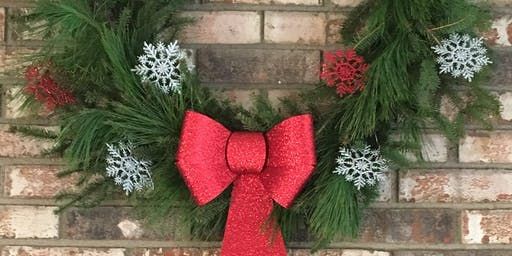 Holiday Wreath Making 2019