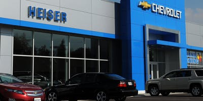Labor Day Savings at Heiser Chevrolet in West Bend