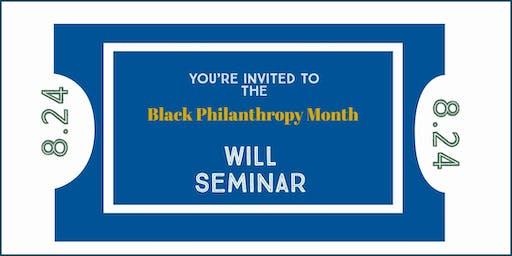 Will Seminar