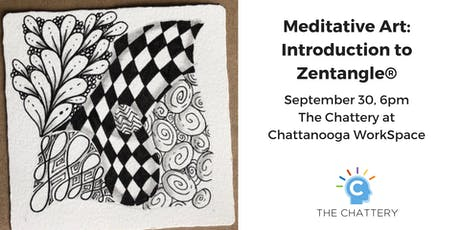 Meditative Art: Introduction to Zentangle® tickets