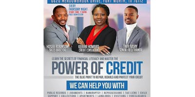 The Power of Credit - FT Worth, TX