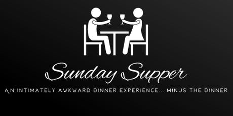 Sunday Supper Improv Comedy Show tickets
