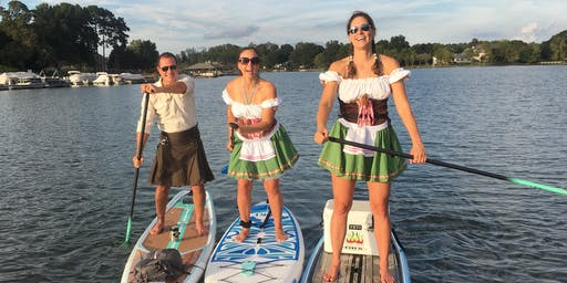 Oktoberfest SOCIAL Paddle | Rental Boards Available