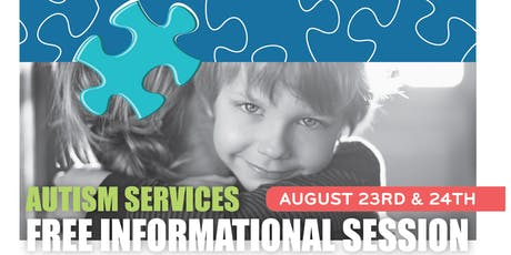 Info Session on Intensive Autism Treatment and Caravel Autism Health tickets