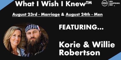 What I Wish I Knew™