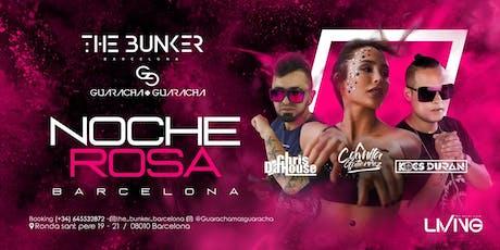 Noche Rosa - Dj Camila Gutiérrez, Dj Kocs Durán & Dj Chris Da House entradas
