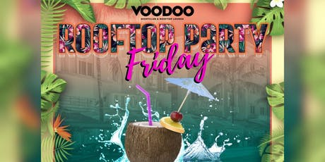 Friday Party - Voodoo South Beach tickets