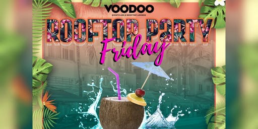 Friday Party - Voodoo South Beach