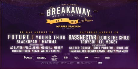 Breakaway Music Festival - Ohio tickets