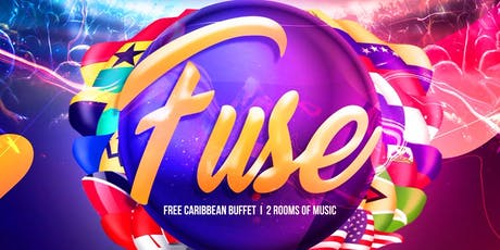 FUSE The Labor Day Extravaganza | Open Bar + Free Caribbean Buffet tickets