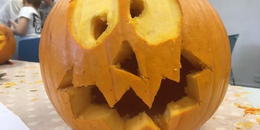 Halloween Pumpkin Carving Workshop