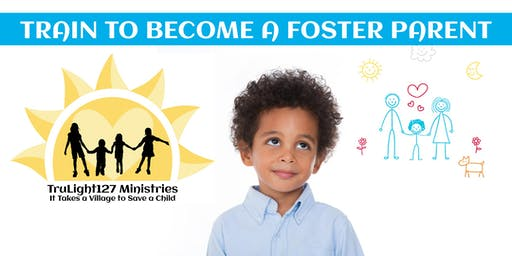 Train to Be A Foster Parent. November Trainings.