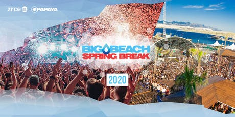 Big Beach Spring Break 2020 Tickets