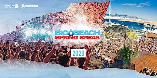 Big Beach Spring Break 2020