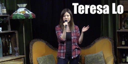Comic Teresa Lo - International Faces at Ventura Comedy Festival