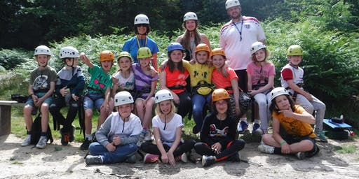 CLAPA Adventure Day for Young People in Milton Keynes