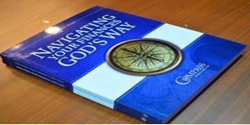Group Study - Navigating Finances God's Way (Nine Weeks) - Fall Session
