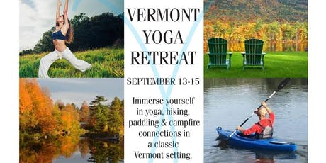 Vermont Yoga Retreat tickets