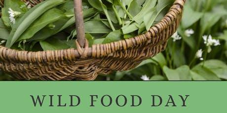 Wild Food Day tickets