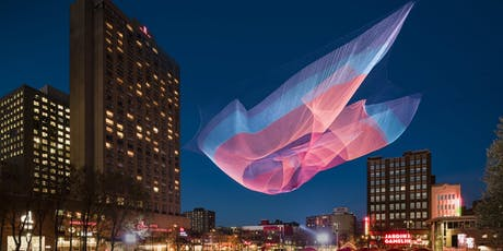 Creative Matters: Janet Echelman, sculptor tickets