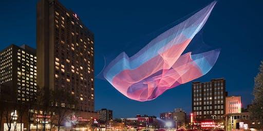 Creative Matters: Janet Echelman, sculptor